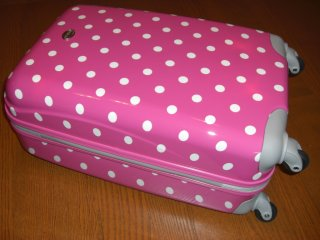 Lollydots Koffer