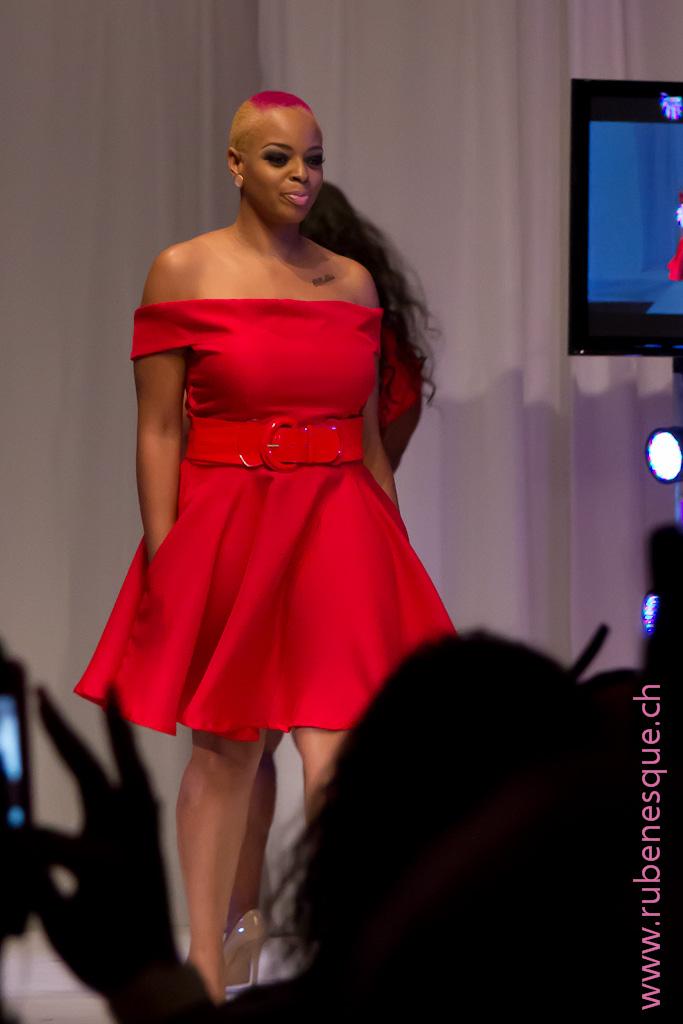 Haute Curves Fashion Show – Rubenesque